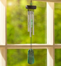 Tranquil Jade Mini Wind Chime