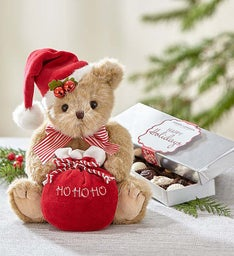 Jolly Jingles Bearington® with Chocolate