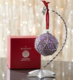 Waterford® Times Square Ornament 2016