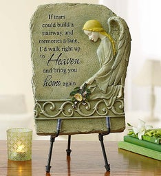 Remembrance Plaque with Easel