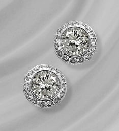 SWAROVSKI® Angelic Stud Earrings