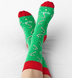 Good Day™ Holiday Socks for Her