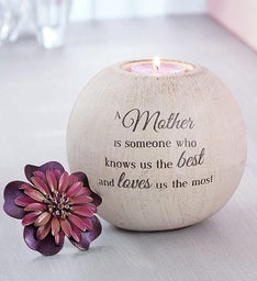 Mother Light Your Way Candle