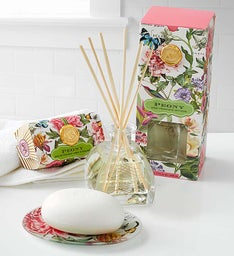 Michel Design Works® Peony Gift Set