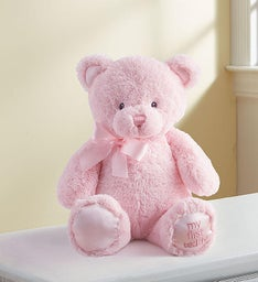 My First Teddy By Gund® with Hand Print Kit