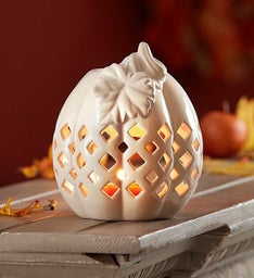 Yankee Candle® Pumpkin Tea Light Gift Set