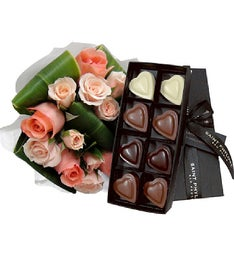 Petals and Chocolates