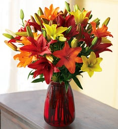 Autumn Lilies: Double Your Bouquet for Free