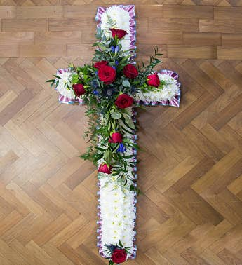 Massed Cross Arrangement