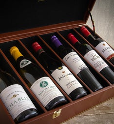 Connoisseur Wine Chest