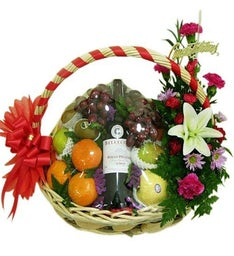 Healthy Toast Gift Basket