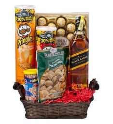 Party Booster Gift Basket