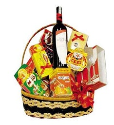 Wealth & Success Gift Basket