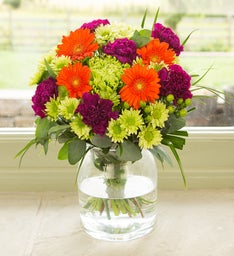 Tropical Fanfare Bouquet