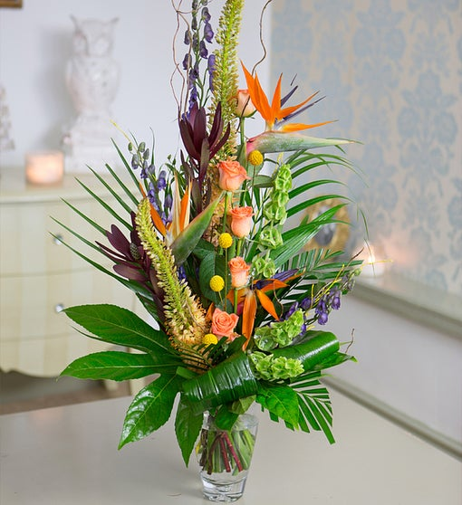 Sunset Safari Bouquet