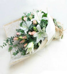 White World Bouquet