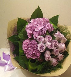 Purple Magic Bouquet