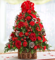 Traditional Tidings™ Christmas Tree