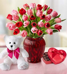 1-800-flowers Coupon : Extra 25% Off Valentine's Day Flowers & Gifts