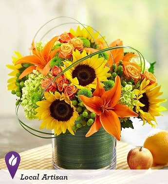 Send sunflowers sunflower bouquet delivery flowers
