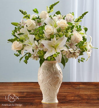 Loving Blooms™ Lenox® White