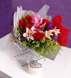 For Lovely Ones Bouquet