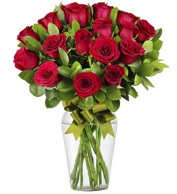 24 Red Roses