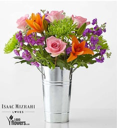 Cheerful - Mixed Bouquet by Isaac Mizrahi
