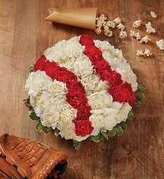 Fresh Flower Baseball