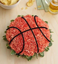 Fresh Flower Basketball