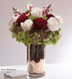 Harvest Bloom - Mixed Bouquet by Isaac Mizrahi