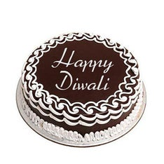 Delicious Chocolate Cake For Deepavali