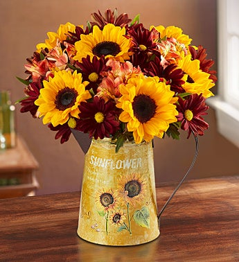 Country Sunflower Bouquet