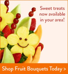 Introducing Fruit Bouquets!