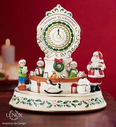 Lenox® Countdown to Christmas Musical Centerpiece