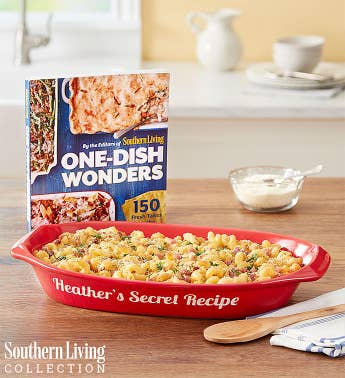 Southern Living™ Personalized Casserole Dish