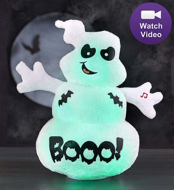 Animated Spooky Ghost