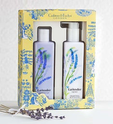Crabtree and Evelyn® Lavender Body Care Duo