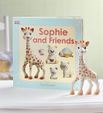 Sophie la Girafe® and Friends Gift Set