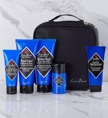 Jack Black Mens Travel Kit