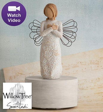 Willow Tree Remembrance Musical Keepsake
