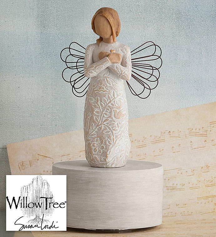 Willow Tree® Remembrance Musical Keepsake