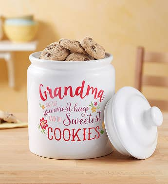 Cookie Jar for Mom or Grandma