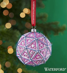 Waterford® Times Square 2018 Ornament