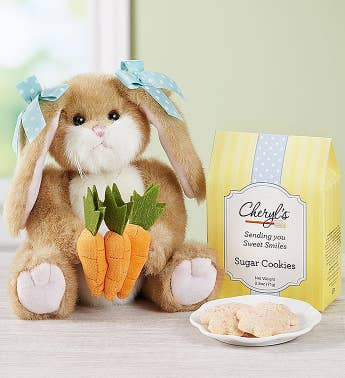 Bearington® Bunny & Cheryl's Cookies
