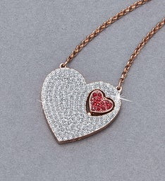 Swarovski® Great Heart Necklace