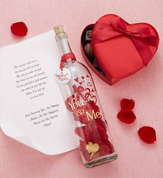 Personalized Message in a Bottle® for Love