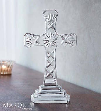 Marquis by Waterford Crystal Cross for Sympathy