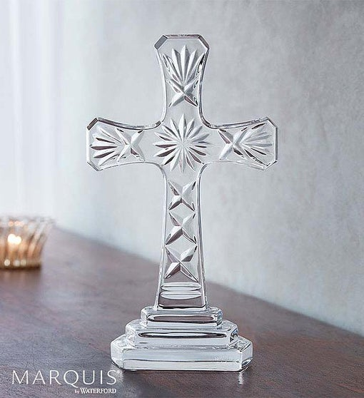 Marquis by Waterford® Crystal Cross for Sympathy
