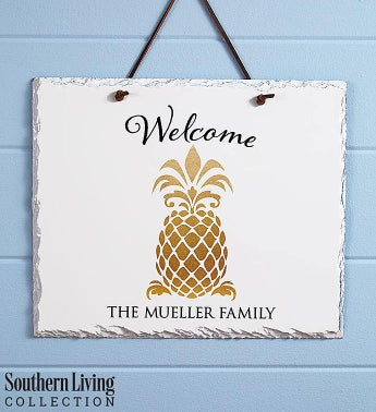 Personalized Southern Living®  Welcome Sign